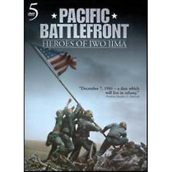 Pacific Battlefront-Battle Of Iwo Jima [DVD] USA import