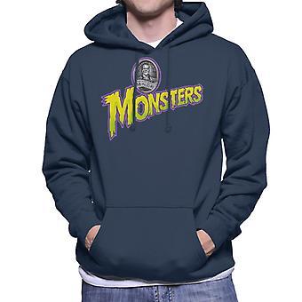 Universal Studios Monsters Home Of The Original Men's Hooded Sweatshirt