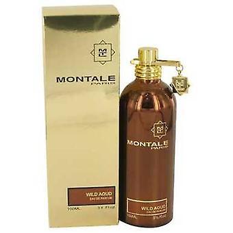 Montale Wild Aoud Von Montale Eau De Parfum Spray (unisex) 3.4 Oz (Frauen) V728-536030