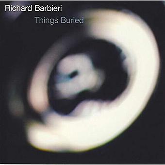 Barbieri,Richard - Things Buried [Vinyl] USA import