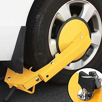 Voiture Tire Claw Atv Rv Wheel Clamp Boat Truck Trailer Lock Anti Theft Parking