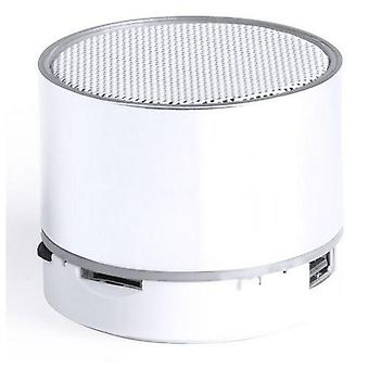 2-pack, Bluetooth speaker with LED lighting Silver