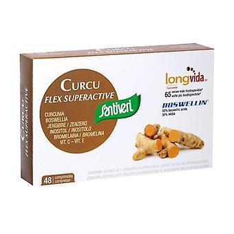 Curcuflex Superactive 48 tablets