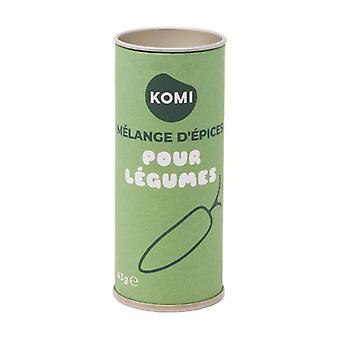 Vegetable spice blend 43 g of powder