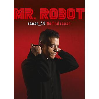 Mr Robot: Season 4 [DVD] USA import