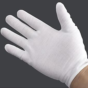 Labor Insurance Thick Cotton Work Gloves Cloth Safety Inspection Protection