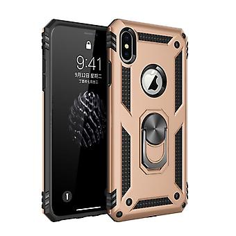 Armor Bumper Shockproof Phone Case, Stand Back Cover