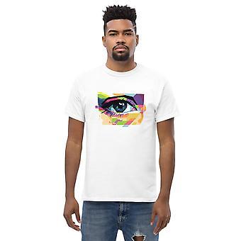 The eye - short-sleeved T-shirt, men