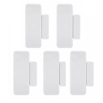 Window Door Smart Sensor, Wireless Magnetic Strip Detector For Golden Security