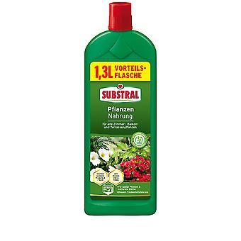 SUBSTRAL® Plants Food, 1.3 liters