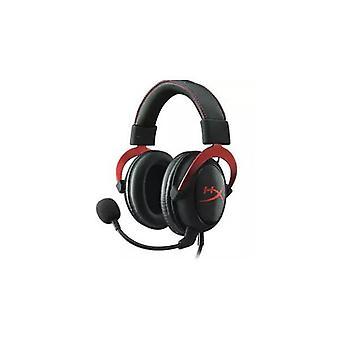 Kingston Hyperx Cloud Ii Gaming Headset Black Red