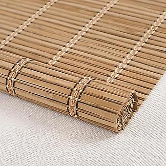Chinese Bamboo Roller Blinds Blackout Roller