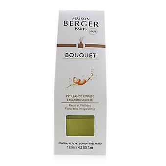 Lampe Berger (Maison Berger Paris) Cube Scented Bouquet - Exquisite Sparkle 125ml/4.2oz