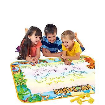 Волшебный Doodle Мат игрушки, doodle Мат 39,3 X27,5 дюймовый рисунок мат для детей Игрушки Girls Boys, каракули Образовательные игрушки