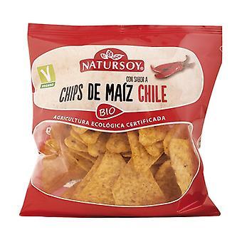 Corn Nachos With Chili 75 g