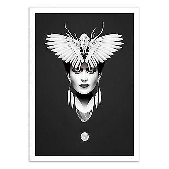 Art-Poster - Twoje najciemniejsze wszystko - Ruben Ireland