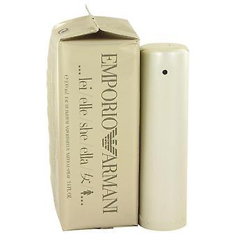 Emporio Armani Eau De Parfum Spray Giorgio Armani 3,4 oz Eau De Parfum Spray