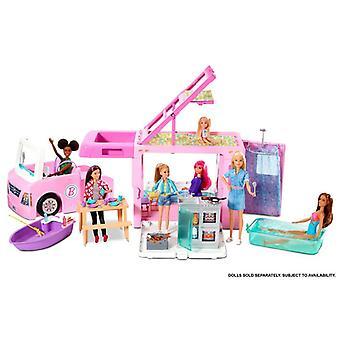 Barbie 3 en 1 camping-car de rêve