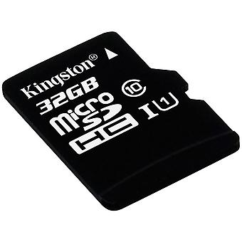 Kingston Class 10 Micro Sd Card, Memory Card For Smartphone