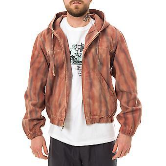 Men's jacket stussy rust dyed work jacket 115565.rust