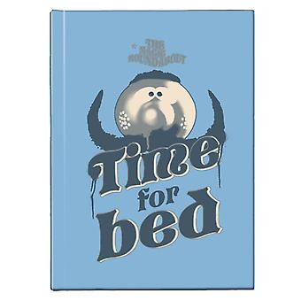 The Magic Roundabout Zebedee Time For Bed Hardback Journal