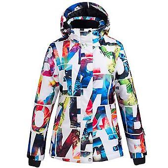 Thick Warm Women Ski Suit