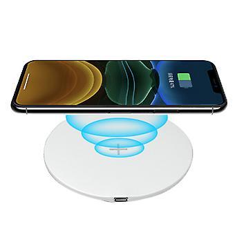 Cargador circular rápido inalámbrico para iphone 12 de Apple