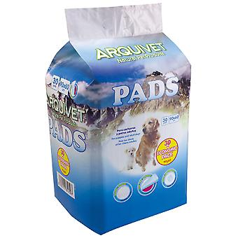 Arquivet Pads Pack (Dogs , Grooming & Wellbeing , Cleaning & Disinfection)