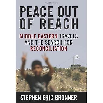 Paz fora de alcance: viagens do Oriente Médio e a busca pela reconciliação