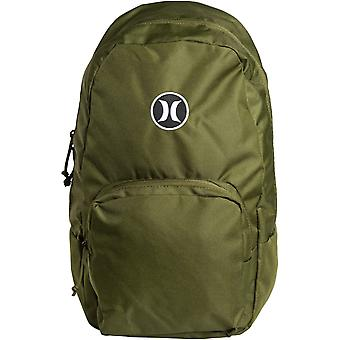 Hurley Bloke Solid Backpack in Legion Green