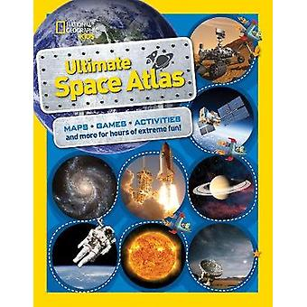National Geographic Kids espace ultime Atlas