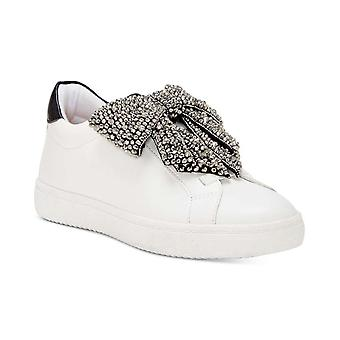 INC International Concepts Womens Beline 2 Fabric Low Top Slip On Fashion Sneakers
