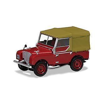 Land Rover Series 1 80' Diecast Model Auto