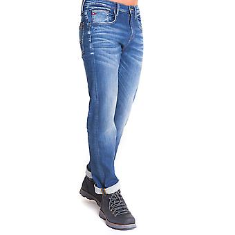Big Star Heren Jeans Straight Fit