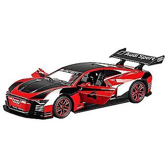 لعبة سيارات الاطفال ل1:32Audi GT لومان الرياضية سباق معدني سبيكة سيارة الأحمر