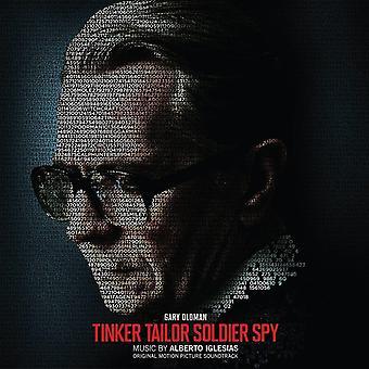 Alberto Iglesias - Tinker Tailor Soldier Spy Original Motion Picture Soundtrack Vinyl