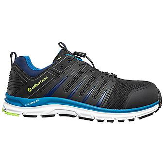 Albatros Mens Breeze Impulse Low Breathable Safety Trainers