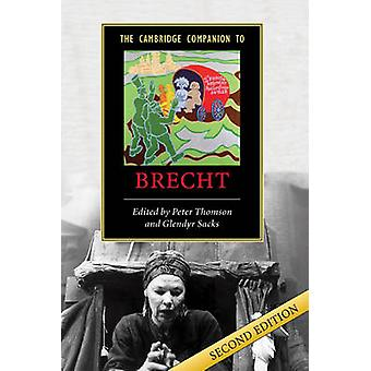 Cambridge Companion naar Brecht door Glendyr Sacks