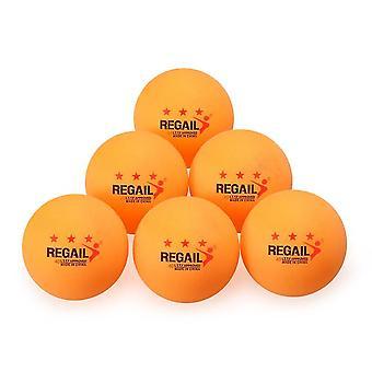 30Pcs 3-stjernede 40mm bordtennisbolde ping pong amatør avanceret træning praksis