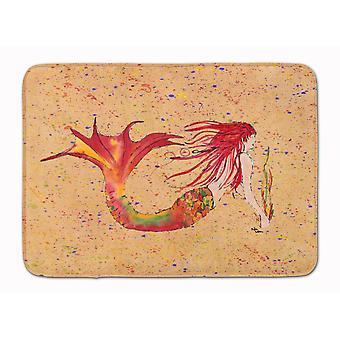 Tappetino sirena Caroline's Treasures, 19 X 27, multicolore - 8339-Tappeto