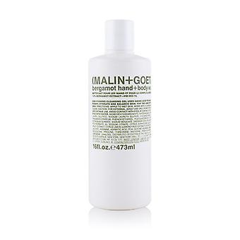 MALIN+GOETZ Bergamot Hand+Body Wash 473ml/16oz