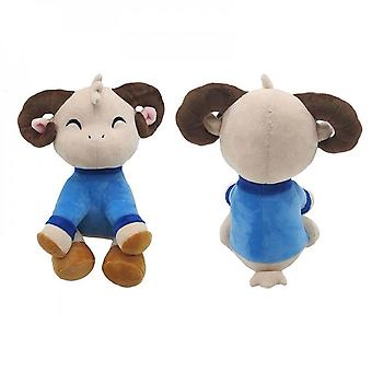 Caraele Stuffed Toy Sheep Baby Pillow Bedroom Decoration Gift