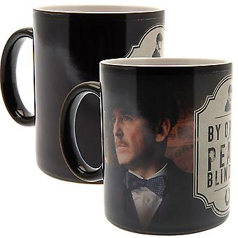 Peaky Blinders Heat Changing Mug Official Licensed Product
