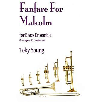 Young: Fanfare for Malcolm