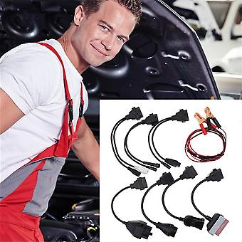 8 In 1 Auto Car Cables Diagnostic Tool For Tcscdppro8 Automotive Cable Scanner