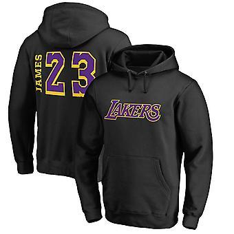 Los Angeles Lakers Lebron James Sweat à capuche lâche