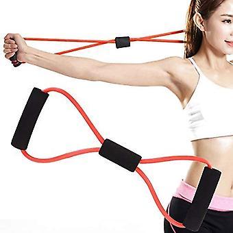 Weerstandsbanden Borst Expander Spier oefening Schouder Arm Elastisch Touw