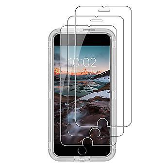 Vetro temperato compatibile con iphone 7/8plus