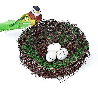 בית הציפורים קן ציפורי קש עבור ארנב אוגר תוכי