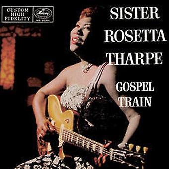 Sister Rosetta Tharpe - Gospel Train [CD] USA import
